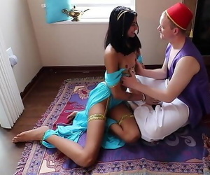 SLUTTY DESI PRINCESS JASMINE..