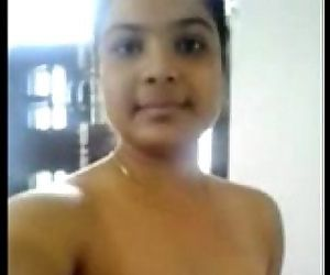 Punjabi Lady Showcasing Nude..
