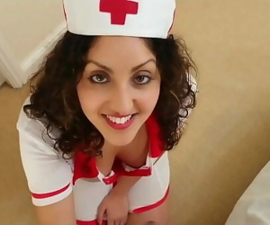 British Nurse collects..
