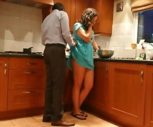 Indian desi bhabhi pays sons..